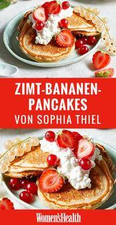Kalorienarm & eiweißreich: Sophias süße Fitness-Rezepte
