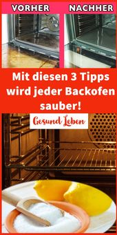 With these 3 tips every stove will be clean! – Tricks of the everyday – #Allday #d …