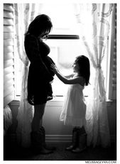 """Baby Bump """"Melissa Glynn Photography - pregnant, daughter, mommy and me, baby bump, cute..."""