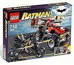 """LEGO Batman """"Das Batcycle: Harley Quinns Hammer Truck"""" (7886). Mit Minifiguren # …   – Kinder"""