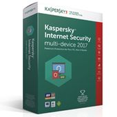 Kaspersky Internet Security multi-device 2017 products lets you take control wit…