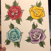 Willst du eine Rose machen?