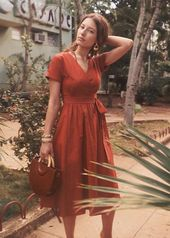 Sézane – Marielle Kleid #kleid #marielle #sezane