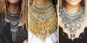 Beautiful models of women's necklaces – all about women