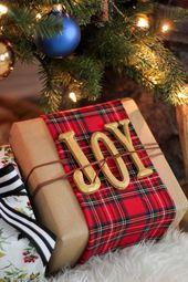 Greatest Christmas Reward Wrap Concepts Anybody Will Love