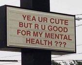 bist du gut für meine geistige Gesundheit – Pinterest Blog