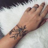 Tattoo Modelle für Frauen  – Tattoos