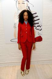 soph-okonedo: Corinne Bailey Rae attends an evenin…