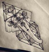 Tattoo-Design – über 40 originelle Designs für jeden Körperteil – Künstler