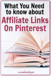Wie man mit Pinterest Geld verdient – ohne Blog! – Business