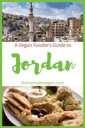 Vegan Jordan: A Foodie Information