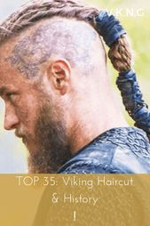 Top 35 Viking Haircut History