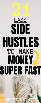 21 clevere Möglichkeiten, um noch heute im Trubel zu sein und mehr Geld zu verdienen – How To Make Money Fast
