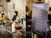 DIY Hochzeit Cocktail Bar / / Fotografie von Brown Paper Parcel   – Weddings
