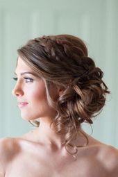 Hochzeit Gast Frisuren für langes Haar #frisuren …