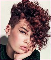 15+ Most Popular Short Curly Hairstyles Stylish women