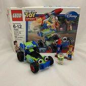 LEGO Disney Toy Story Set 7590 Woody & Buzz zur Rettung abgeschlossen! (kein Handbuch) … – #Buzz # …   – lego