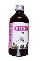 m2 tone syrup weight loss