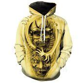 Viking Tattoo Hoodies Men/Women Vikings 3D Printed Hoody Sweatshirt Hip Hop Street Style Hoodie Sportswear Coat