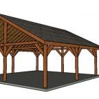 Simple 10x16 Rectangular Gazebo Plans Myoutdoorplans Free Woodworking Plans And Projects Diy Shed Wooden Rectangular Gazebo Outdoor Pavilion Gazebo Plans