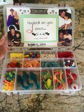10 DIY Geschenk zum Valentinstag für Freund Ideen – #DIY #Freund #für #Geschen…