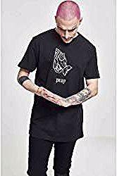 Mister Tee Mens Rose Tee Short Sleeve T-Shirt