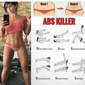 The intense ab workout that creates curvy muscles