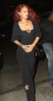jumpsuit, love it/May 12:Rihanna out in NYC – #12Rihanna #itMay #Jumpsuit #love … – Fav FashionStyle