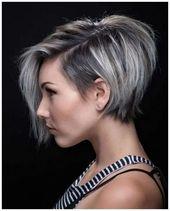 48+ Frische Frisur mit kurzen blonden Haaren für einen schicken Look »Educabit