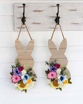 25 Pretty Easter Decor Ideas You'll Love