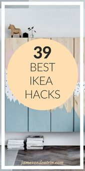 39 Ikea Hack Ideas that are Simple and Super Stylish