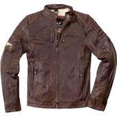 Black-Cafe London Schiras Motorrad Lederjacke Braun 48fc-moto.de – Products