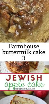 Farmhouse buttermilk cake 3  – Recipes