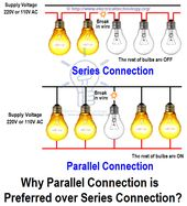 Introduction To Series Parallel And Series Parallel Connections Parallel Wiring Series Parallel Series And Parallel Circuits