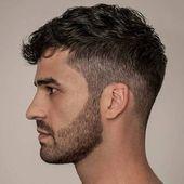 Short Wavy Hairstyles Men Popular Hairstyles For Men Best Men S