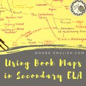 Utilizing E book Maps in Secondary ELA moore-english.com. Sue Moore-english #moore-eng…