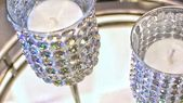 DIY Crystal Candle Holders – Luxe Home Decor For L…