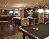 25 Cool And Masculine Basement Bar Ideas | Home Design And Interior