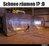Photo of Klarer Schnee! : D | Lustige Bilder, Sprüche, Witze, echt witzig
