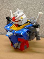 LEGO GUNDAM MAKING – #Gundam #Making   – Places to visit