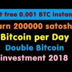 double bitcoin instantly
