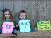 These Pregnancy Announcement Pictures Are Genius…  – baby