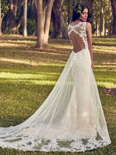 WEDDING DRESS // MAGGIE SOTTERO