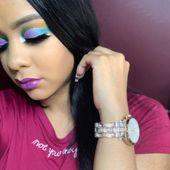 Außerhalb meiner Komfortzone😉😉❤️ • Make-up-Details • Foundation Kat Von D …   – ipsy