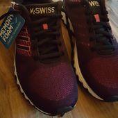 K-Swiss Schuhe   Damen Größe 7-12 K-Swiss Schuhe   Farbe: Pink / Lila   Größe: 7.5