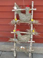 In Kürze steht Ostern vor der Tür und was ist schöner als jetzt das Haus mit … – My Blog