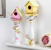 Everyone will flock to your house this Spring when you decorate with these Sprin…