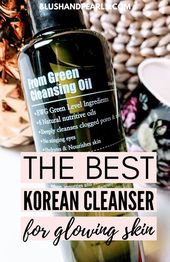 Warum das Purito von Green Cleansing Oil eine Herbst / Winter-Hautpflege haben muss   – Korean Skincare Routine