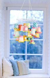 Advent calendar made of paper cups wundertuetchen.de