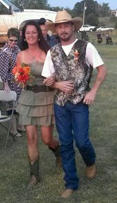 My Son S Camo Wedding This Is His Best Man Oldest Notice Mud Truck In The Back Ground Pinterest